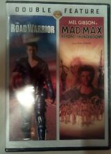 Double Feature: The Road Warrior & Mad Max Beyond Thunderdome DVD Still Sealed