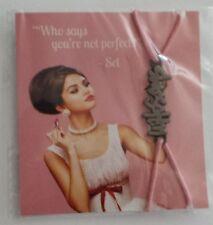 Selena Gomez Who Says Bracelet - Brand New/Sealed