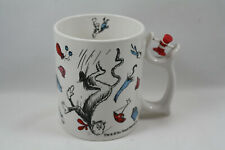 The Cat In The Hat Dr. Seuss Spinners Coffee Mug, Universal Studios