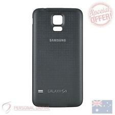 Genuine Samsung Galaxy S5 G900I Battery Back Cover Spare Part - Black New