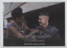 2013 Leaf The Mortal Instruments: City of Bones Behind the Scenes BHS-8 Card 0a1