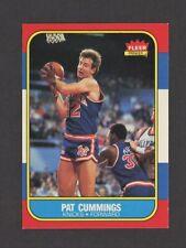 1986-87 Fleer #19 Pat Cummings EX-MT *6