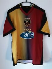 More details for galatasaray turkey 2004/2005 home football shirt jersey size medium adult