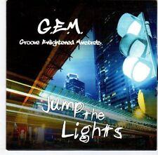 (EM362) Groove Enlightened Minstrels, Jump The Lights - 2013 DJ CD