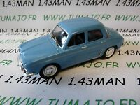 PL29H VOITURE 1/43 IXO IST déagostini POLOGNE : RENAULT dauphine