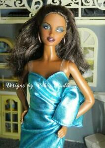 Gorgeous AA 2007 Anniversary Model Muse Barbie Doll~Enhanced~Dressed