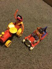 "Vintage Sesame Street Corgi ""Fozzi Bear  & Animal DieCast Car~ 1979 excellent"