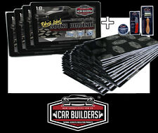 Black label Sound Deadener MEGA PACK w/ install kit Car Builders vs Dynamat