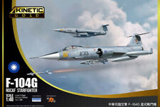Kinetic Gold 1/48 Lockheed F-104G ROCAF Starfighter # 48077