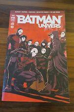BATMAN UNIVERS  N° 8