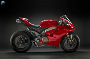 2018-2021 Ducati Panigale V4 Termignoni Stainless Full System  Exhaust