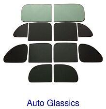 1937 1938 Pontiac Plainback 4 Door Sedan Auto Glass Classic Restoration Windows