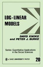 Log-Linear Models (Quantitative Applications in the Social Sciences)