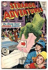 Strange Adventures #168 1964- DC Silver Age VG