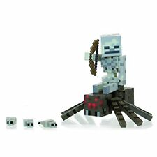 NEW Minecraft Spider Jockey Pack Action Figure FREE SHIPPING