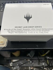 Magic the Gathering Secret Lair Drop Series: April Fools NEW SEALED Fast Ship