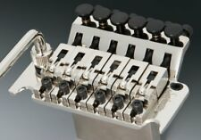 Schaller Germany Lockmeister Floyd Rose Tremolo Bridge, 37mm R2 Nut Nickel