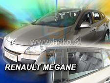 Windabweiser für Renault Megane 3 Facelift 2012-2014 Grandtour Kombi 5türer vorn