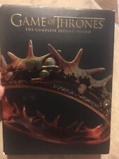 Game of Thrones: Season 2 (DVD, 2013, 5-Disc Set)