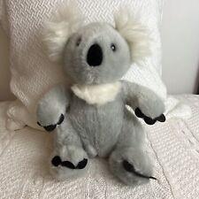 "Build a Bear Koala Plush Stuffed Animal Gray Australian Aussie Marsupial 10"""