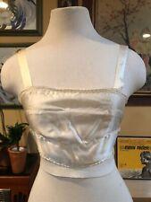 New listing Vintage 1920's Silk Bralette Lingerie Flapper