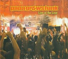 Papa Grows Funk : Live at the Leaf CD