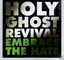 (C807) Holy Ghost Revival, Embrace The Hate - DJ CD