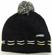 NHL Pittsburgh Penguins Womens Reebok Pom Winter Hat Beanie NEW!!