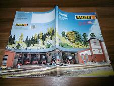 FALLER GESAMT-KATALOG 95/96 -- mit Preisliste 1995 - 1996 / mehr als 800 Artikel