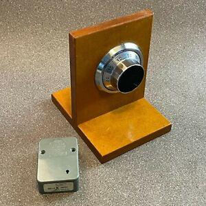 Mounted Combination Safe Lock - Locksmith Training, R6700 Sargent Greenleaf USA