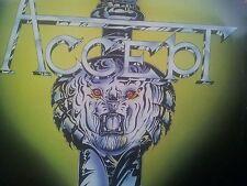 Accept Metal Masters UK double vinyl 2 LP Set 1984 MEGA RARE COLLECTORS EDITION
