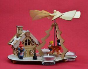 """Teelichtpyramide """"Hänsel & Gretel"""""""