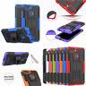 Heavy Duty Hybrid ShockProof Kickstand Tough Hard Case Cover For Xiaomi Redmi