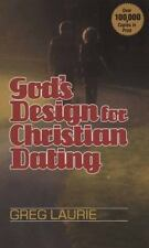 God's Design for Christian Dating by Greg Laurie (1983, Paperback)