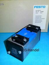 FESTO J-5/2-D-1-C 151007 Pneumatikventil Pneumatik NEU & OVP 1C05