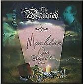 The Damned - Machine Gun Etiquette (Anniversary Live Set/Live Recording/+DVD, 2011)