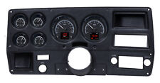 1973-87 Chevy/GMC Pickup HDX System, Black Face