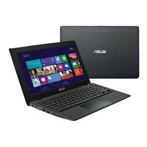 Asus X200MA Small Portable Lightweight Laptop 500GB Celeron Windows 10 Black