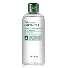 [TONYMOLY] The Chok Chok Green Tea No-Wash Cleansing Water / Korean Cosmetics