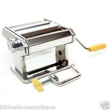 Heavy Noodle Maker Pasta Maker Machine Dough Ravioli Spaghetti Liguini maker