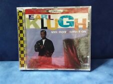 CD Earl Klugh Peculiar Brand new and sealed