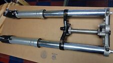 97 Honda CBRR900  Front Forks Complete Good Condition with Trees & Bearings