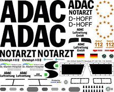 Decals EC 135 ADAC D-HOFF Christoph 8