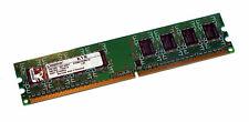 Kingston KVR667D2N5/1G (1GB DDR2 PC2-5300U 667MHz 240-pin DIMM) 8C SS Memory