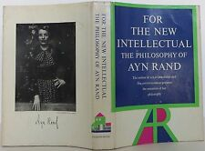 AYN RAND For the New Intellectual INSCRIBED FIRST EDITION