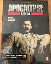 APOCALYPSE STALINE  2 DVD NEUF SOUS BLISTER