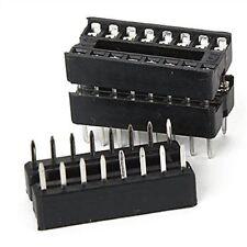200 Stücke Dip Ic Sockel Adapter 16 Pin Löttyp Neue Ic