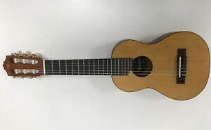 Yamaha GL1 Guitalele Mini Travel Size Nylon Strung Acoustic Guitar #947