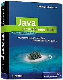 Java ist auch eine Insel: Programmieren mit der Java Sta... | Buch | Zustand gut