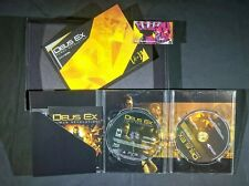 Deus Ex Human Revolution Augmented Edition (Sony PlayStation 3 PS3) w/ Guide